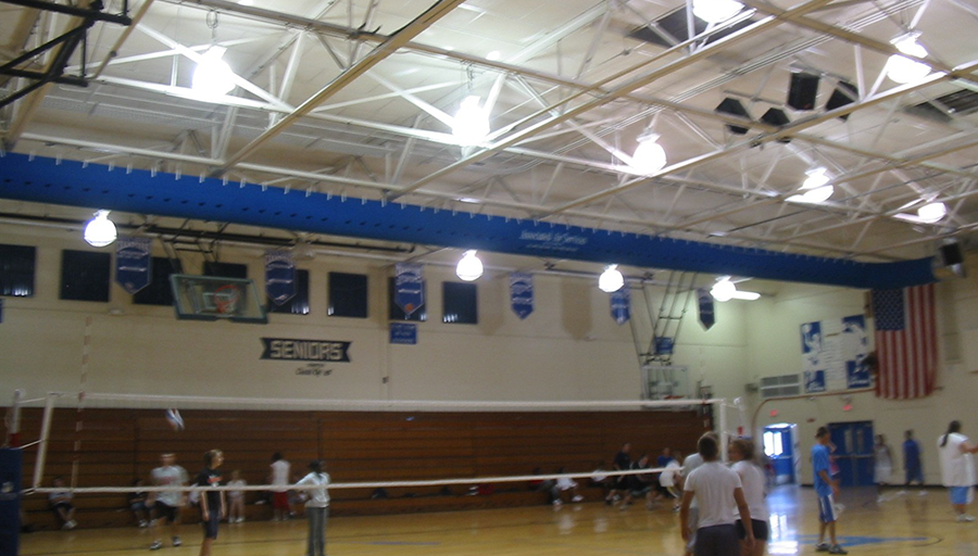 Highlands county sebring high school gym hvac renovation kpi